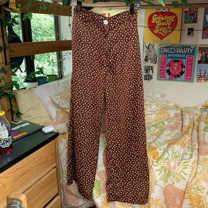 Urban outfitters vintage flare pants